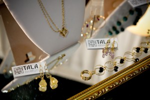 Gold Jewelry by Tala Designs