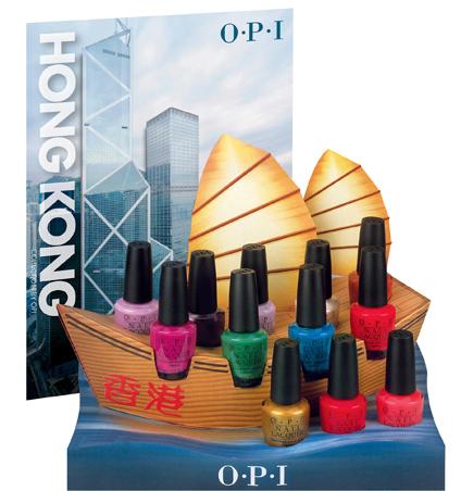 OPI - Hong Kong
