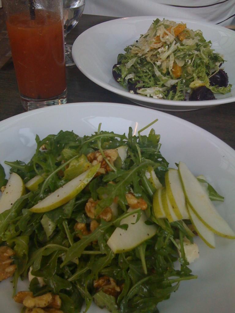 Charlies Yaletown Salad