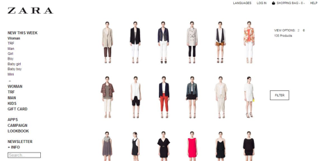 Health & Swellness В Style Swellness: Zara launches online shopping