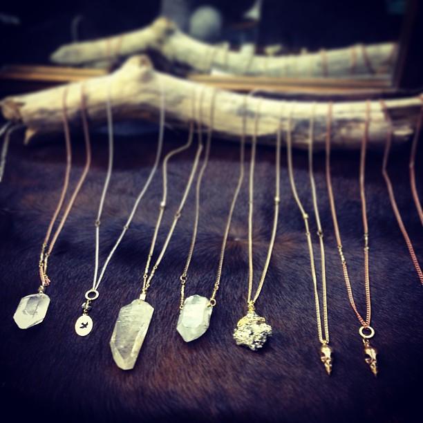 Vancouver-based Bones & Stones in the Vancouver Designer Spotlight Series.
