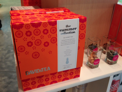 davidstea summer collection