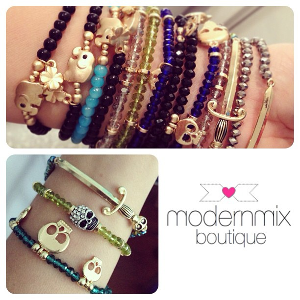 Adding stylish new inventory to Modern Mix Boutique
