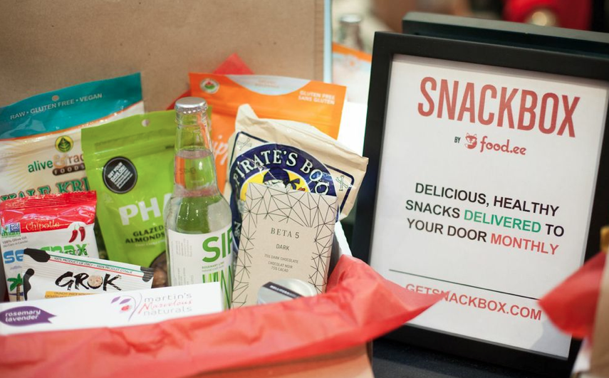 snackbox by foodee april 2013