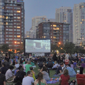 yaletown movie night