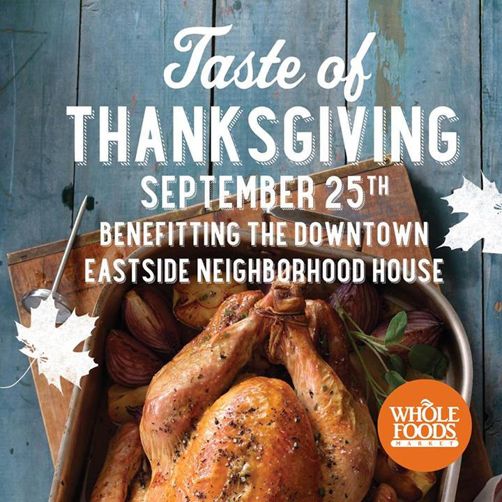 taste of thanksgiving cambie