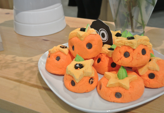 Limited Edition Pumpkin Bubble Bar ($5.95) from LUSH