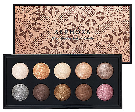 Sephora COllection Moonshadow Baked Palette - In The Nude