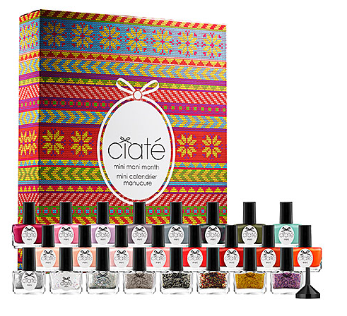 CIATÉ Mini Mani Month ($69) from Sephora