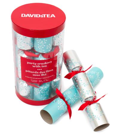 DAVIDsTEA Party Crackers