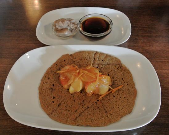 Buckwheat Pancakes ($11)