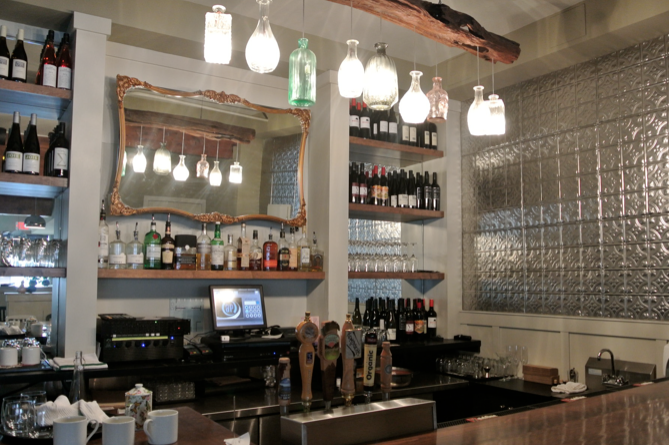 The Bar at Graze Vegetarian Restaurant