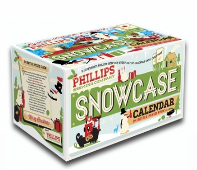 Craft Beer Advent Calendar from Phillips Brewing Co.
