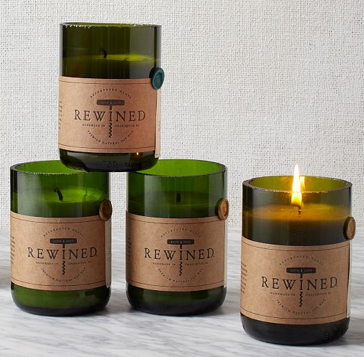 Rewined Candle ($30)