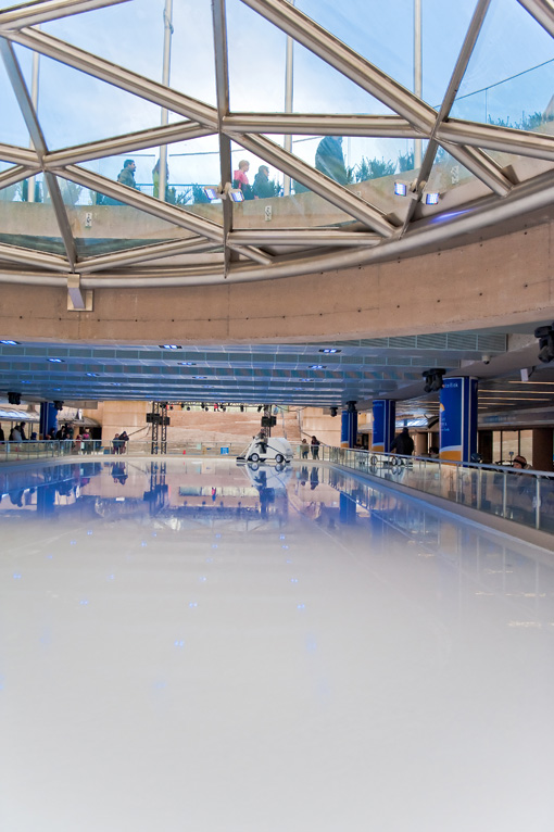robson square ice rink 2