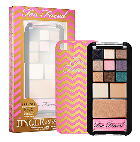 Too Faced Jingle All The Way ($30) from Sephora