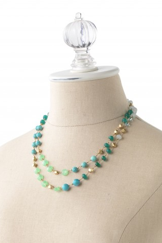 stella and dot aileen necklace