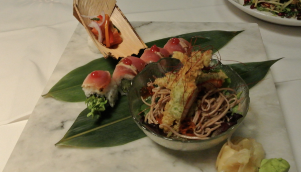 coast sushi tile