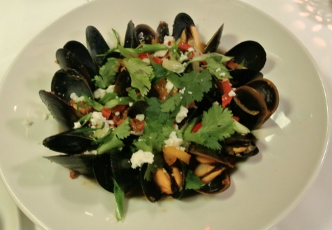 spanish mussels coast dine out vancouver