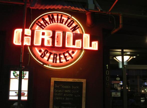 Hamilton Street Grill 1