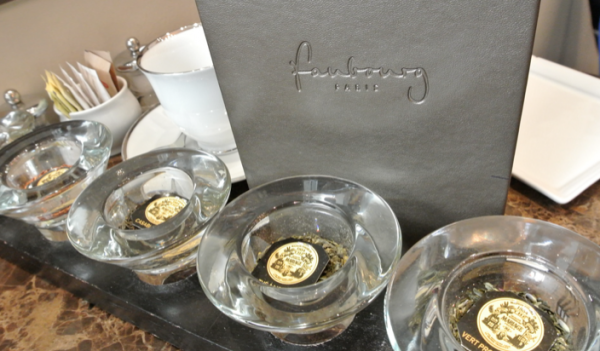 faubourg afternoon tea