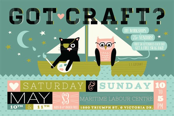 got craft spring 2014