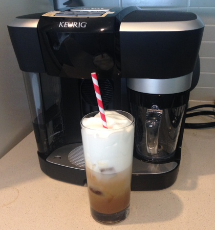 keurig rivo iced coffee