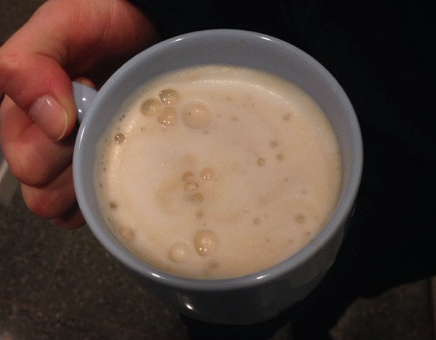 milky way latte