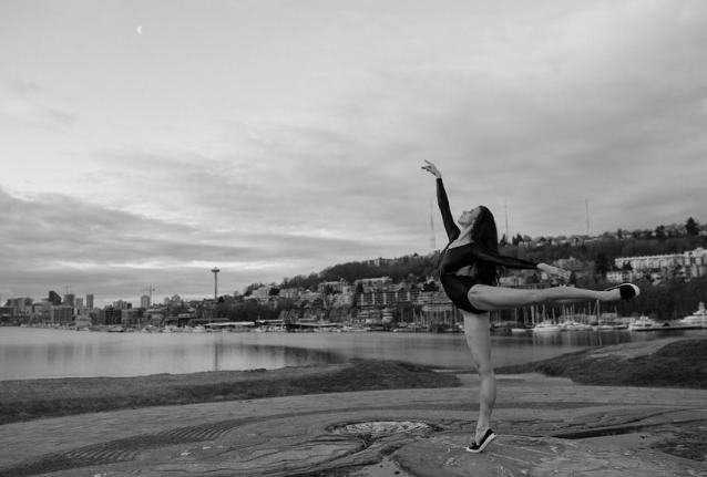 palladium x ballet project b&w
