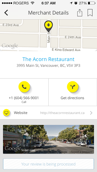 yellow pages app 1