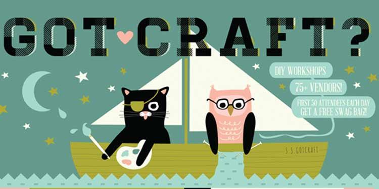 4. Afternoon at Got Craft?