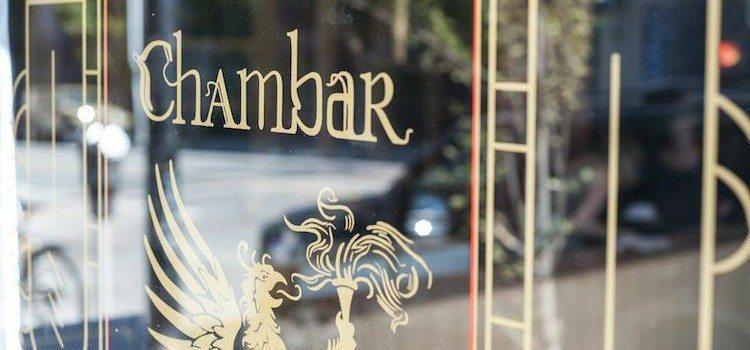 chambar restaurant beatty street