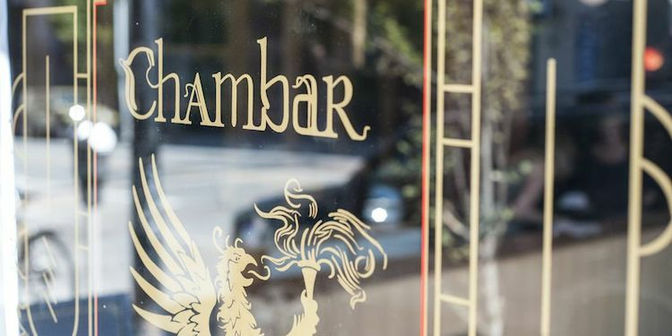 chambar restaurant beatty street