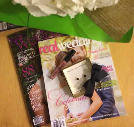nadia albano wedding magazine
