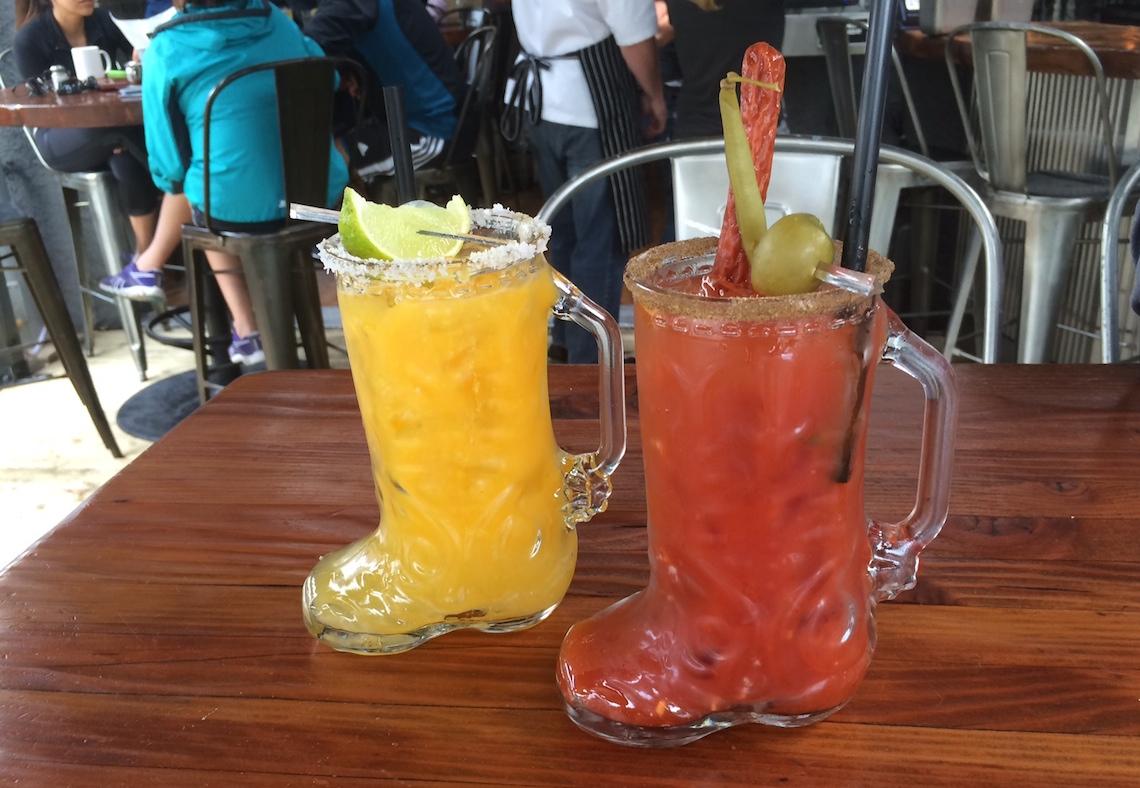 the local kitsilano boot drink