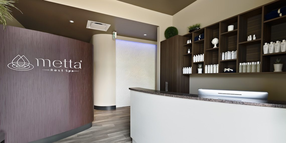 Metta Rest Spa Entrance
