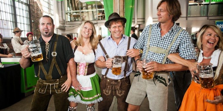 Steam Whistle Oktoberfest Party at The Imperial