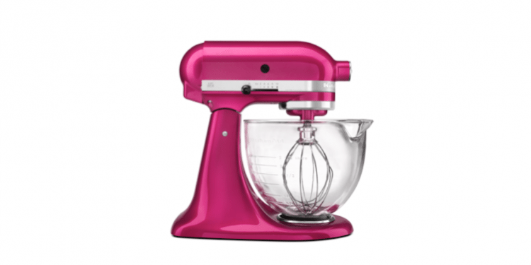 KITCHENAID Raspberry Ice Architect Stand Mixer