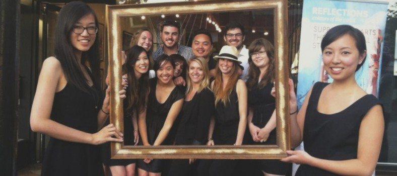 capilano IDEA 2015 grad class