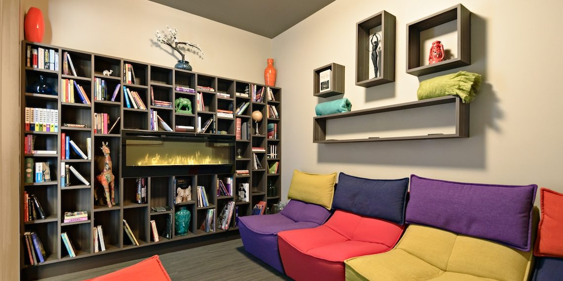 metta rest spa - library
