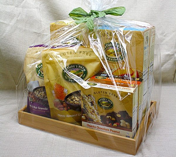 natures path gift basket