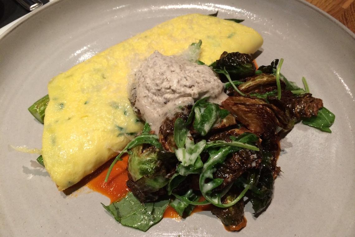 the oakwood kitsilano omlette