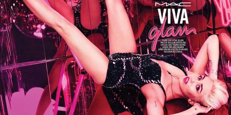 MAC Viva Glam Miley Cyrus