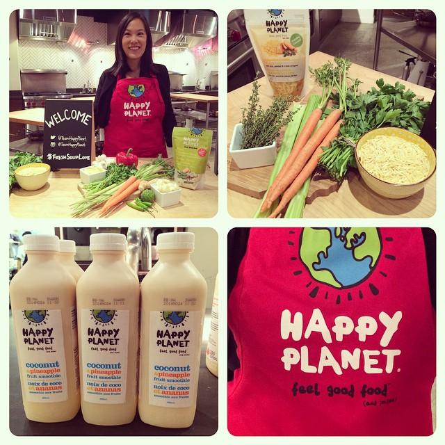 MMV Happy Planet Fresh Soup Love