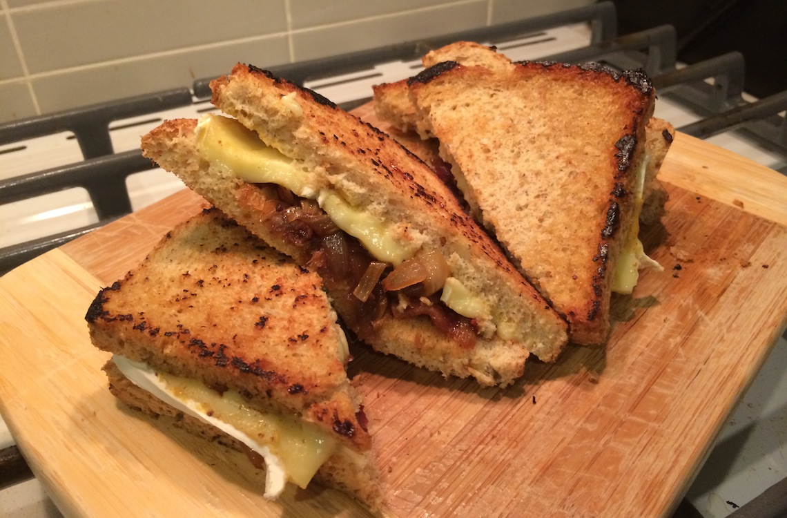 Samuel Adams Grilled Cheese Complete 2