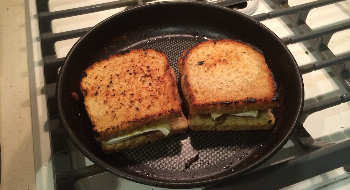 Samuel Adams Grilled Cheese Complete
