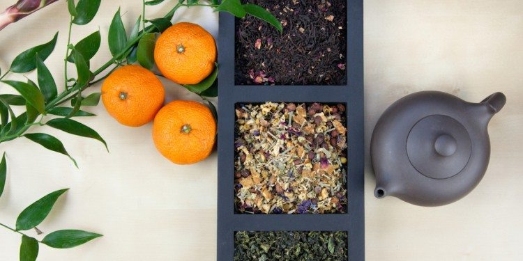 Amoda Tea Company Vancouver