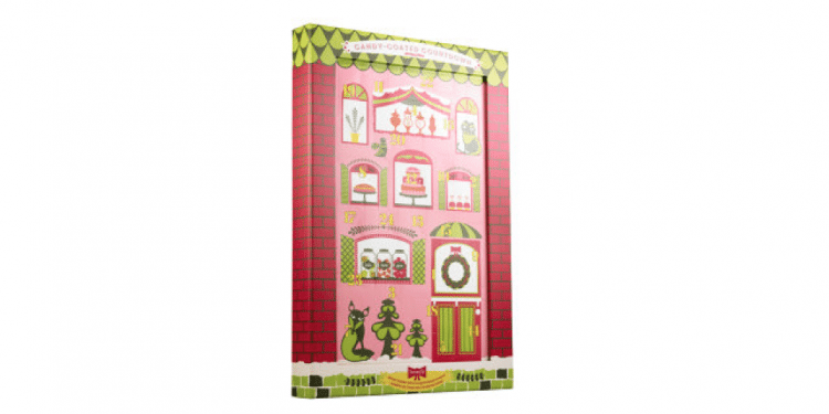 Benefit Cosmetics Beauty Advent Calendar