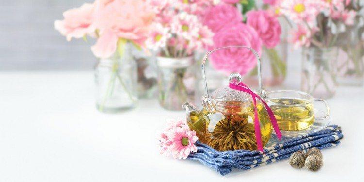 BLENZ Flowering Tea