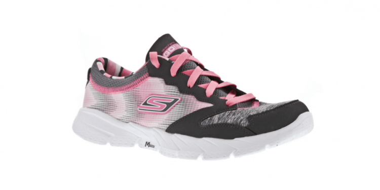 SKECHERS limited-edition pink shoes